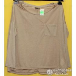 Женская кофточка, лонгслив, OKAY, размер 48-50