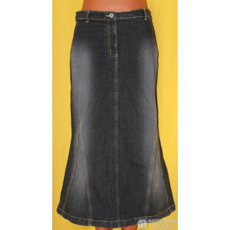 Юбка джинсовая Vila, размер 40-42