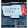 Юбка джинсовая OutFit, размер 46-48