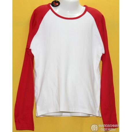 Сток. Детская футболка с длинным рукавом Humbugz, 10-12 лет