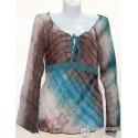 Женская блузка, кофточка, размер 44-46