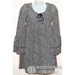 Женская цветная блузка, кофточка, размер 40-42