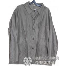 Мужская куртка защитного цвета, 54-56 размер