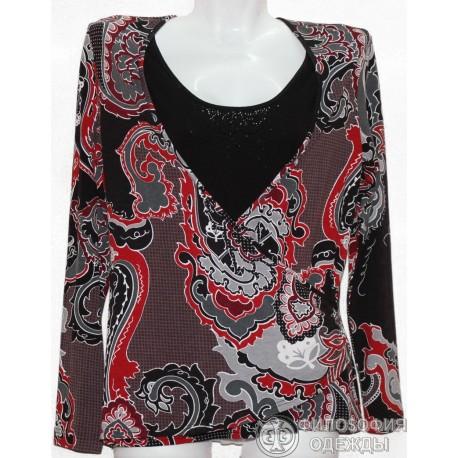 Женская блуза, кофточка, TaiFun, размер 42-44