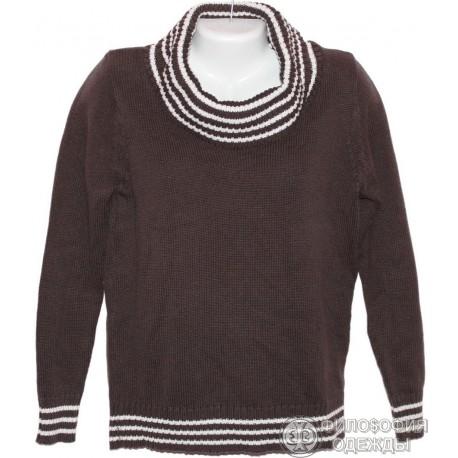Женский свитер 46-48 размер, BIAGGINI