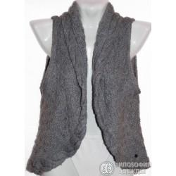 Женское вязаное болеро, жилет, 40-42 размер, s.Oliver