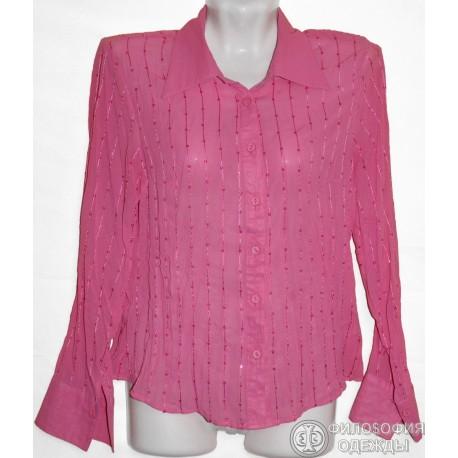 Женская блуза, кофточка, 40-42 размер, Green