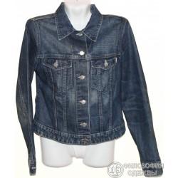 Женская джинсовая куртка 42-44 размер, Miss Maggie