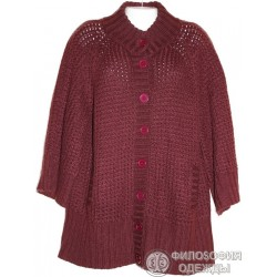 Женский кардиган, кофта 56-58 размер, F&F