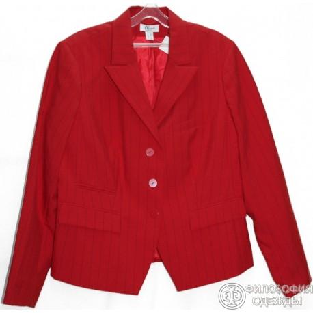 Женский пиджак 50-52 размер Vivien Garon