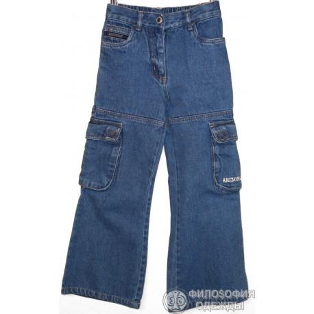 Детские джинсы размер 32-34 Arizona