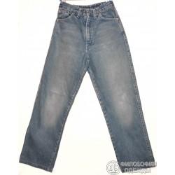 Детские джинсы 36-38 размер