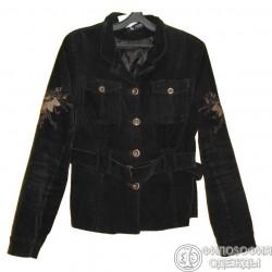 Женский пиджак 44-46 размер, вельвет