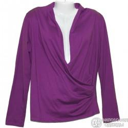 Женская блуза кофточка р.52