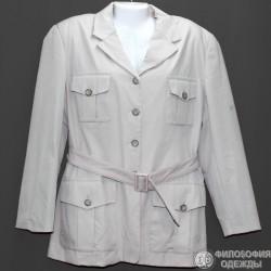 Оригинальная модная легкая куртка