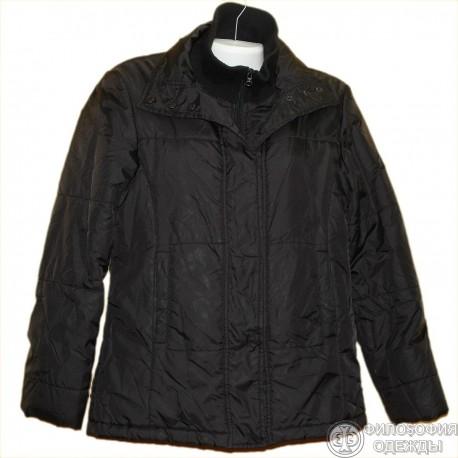 Куртка утепленная для сырой погоды р.46