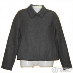 Шерстяная легкая курточка р.46-48