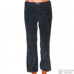Женские вельветовые бриджи-брюки р.44-46