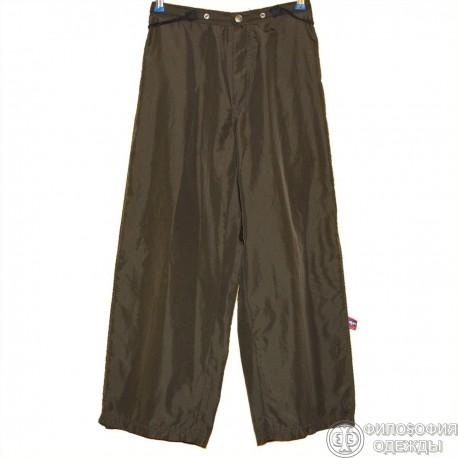 Спортивные легкие женские брюки