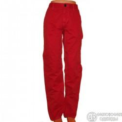 Красные джинсы 50-52 размер