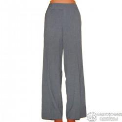 Серые брюки р46-48