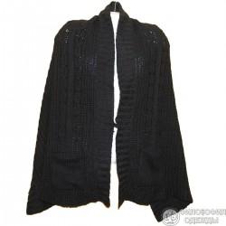 Очень удобный шарф-пончо с кармашками р. 70-72