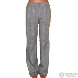Клетчатые брюки H&M