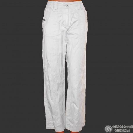 Отличные светлые брюки (облегченная джинса)
