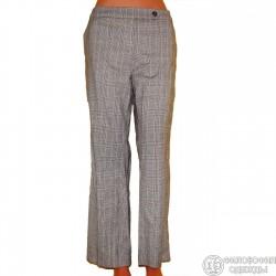 Светлые клетчатые брюки Daniel Hechter