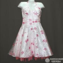 Ну очень симпатичное платье р. 42-44