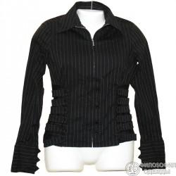 Очень необычная блузка р.40-42