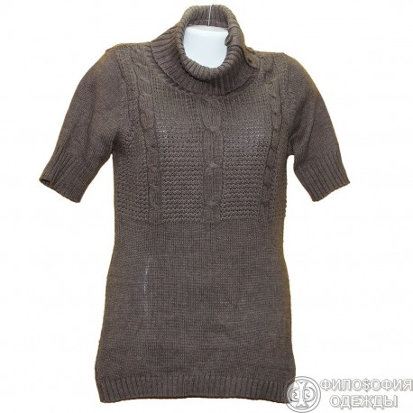 Красивая туника-платье р.44-46