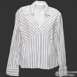 Хлопковая блузка р.48-50