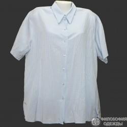 Нежная женская блузка р.54-56