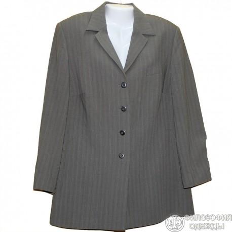 Элегантный пиджак р.52-54