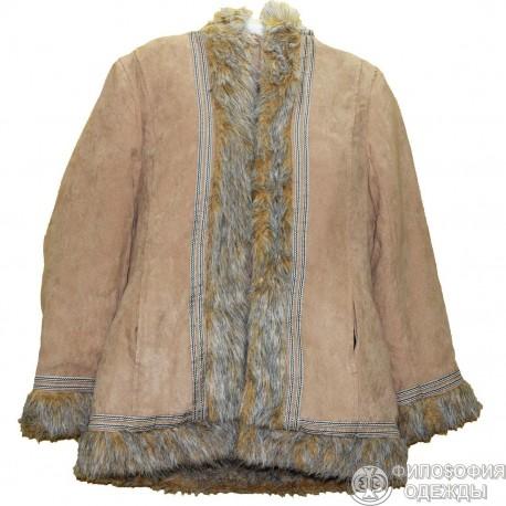 Легкая красивая куртка р.48-50
