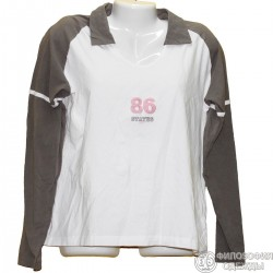 Хлопковая футболка р.50-52