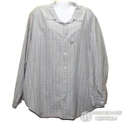 Хлопковая рубашка р.72-74