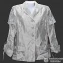 Роскошный необычный пиджак р.46-48