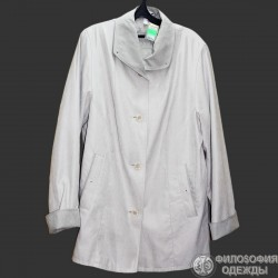 Куртка светлая, размер 52-54