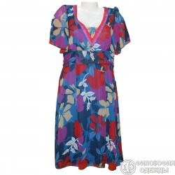 Цветное платье George р. 44-46