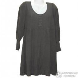 Серое платье, туника Atmosphere, Англия. р. 48-50