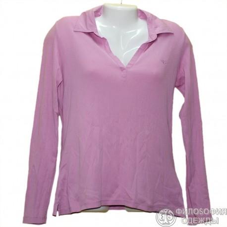 Розовая женская блузка Esprit р.