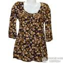 Цветное яркое платье, туника H&M, р. 42-44