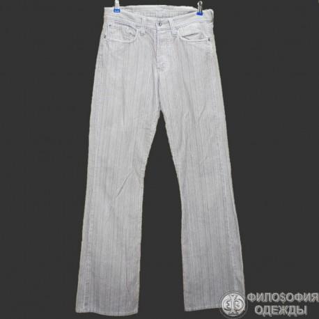 Мужские вельветовые джинсы G.Star, размер 44-46