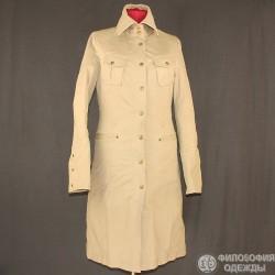 Роскошное пальто, плащ, для стройняшки, Promod, размер 36-38