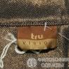 Блестящая легкая женская куртка, пиджак, размер 48-50