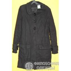 Женское полупальто H&M, размер 46-48
