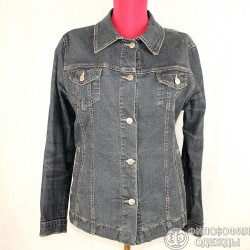 Джинсовая женская куртка Angels, размер 44-46