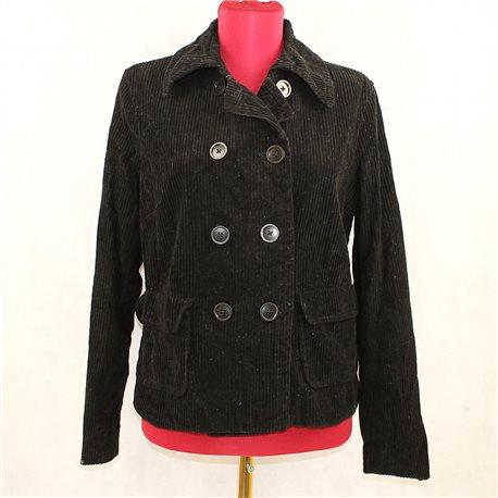 Модная женская вельветовая куртка GAP, р.42-44